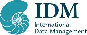 International Data Management, Inc. Logo